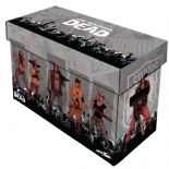 Comic Book Cardboard Storage Box with Walking Dead Artwork, holds 150-175 Comics